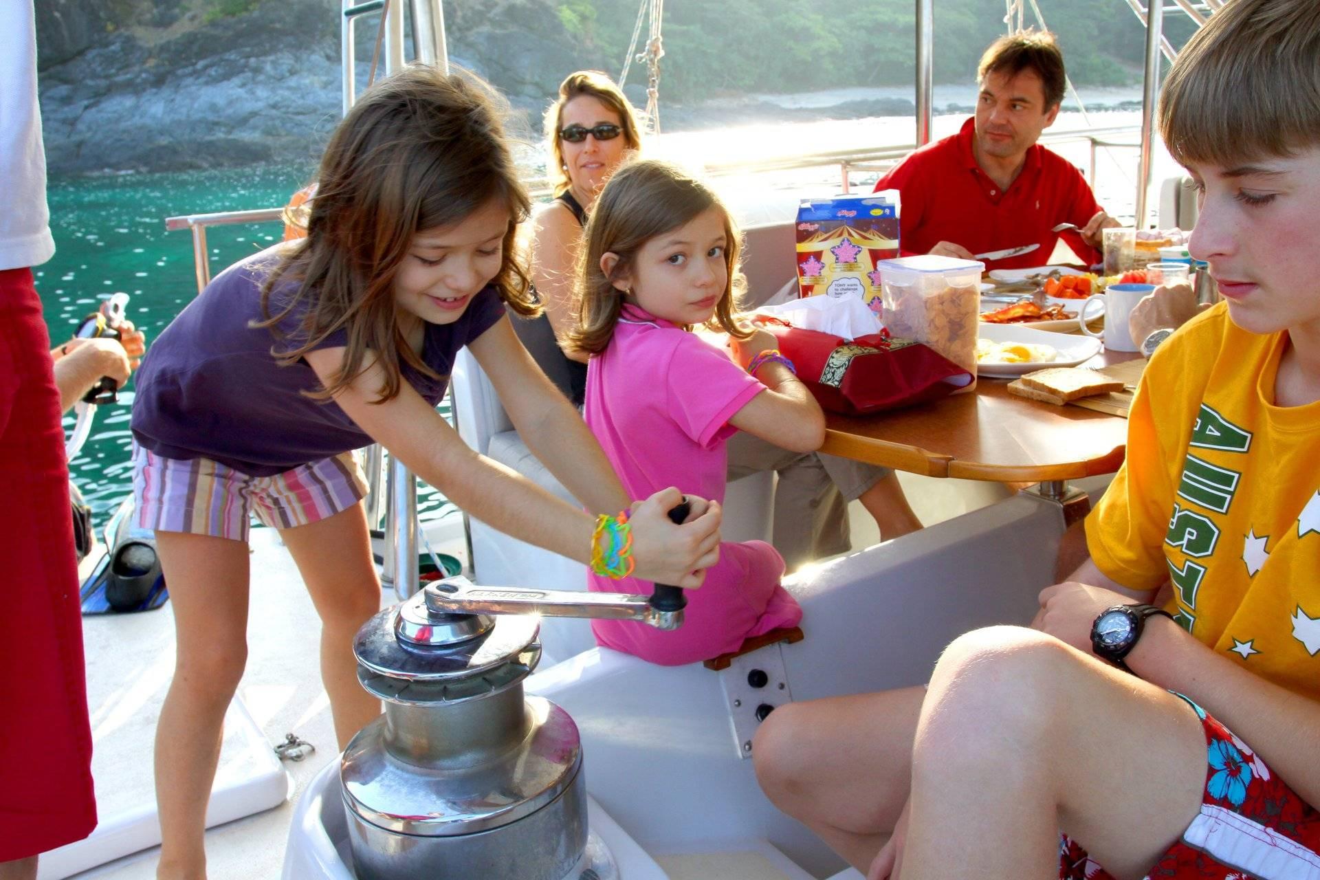 yacht charter thailand malaysia andaman islands burma myanmar cataleya